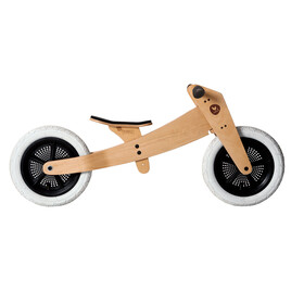 Wishbone 2 in 1 Design Bike - Draisienne Enfant - Classic beige
